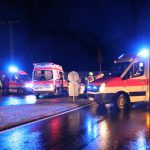 Vorfahrt missachtet: Mehrere Verletzte bei Unfall im Landkreis Nordhausen