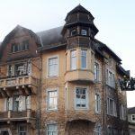 Kripo ermittelt in Rudolstadt: Plötzlich erneut Brandausbruch in Gebäude