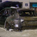 Audi brennt in Weimar: War ein Silvesterknaller ursächlich?