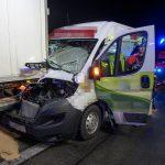 Vier Personen, darunter zwei Kleinkinder, auf der A4 bei Mellingen schwer verletzt