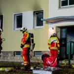 Bewohner gerettet und evakuiert: Wohnungen in Erfurt teils unbewohnbar