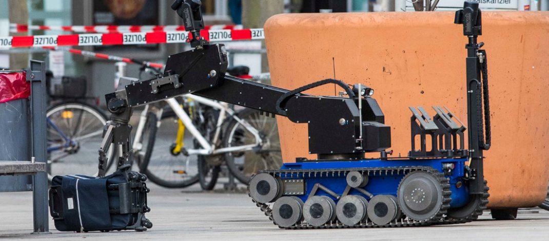 Herrenloser Koffer sorgte für Polizeieinsatz am Hauptbahnhof in Erfurt