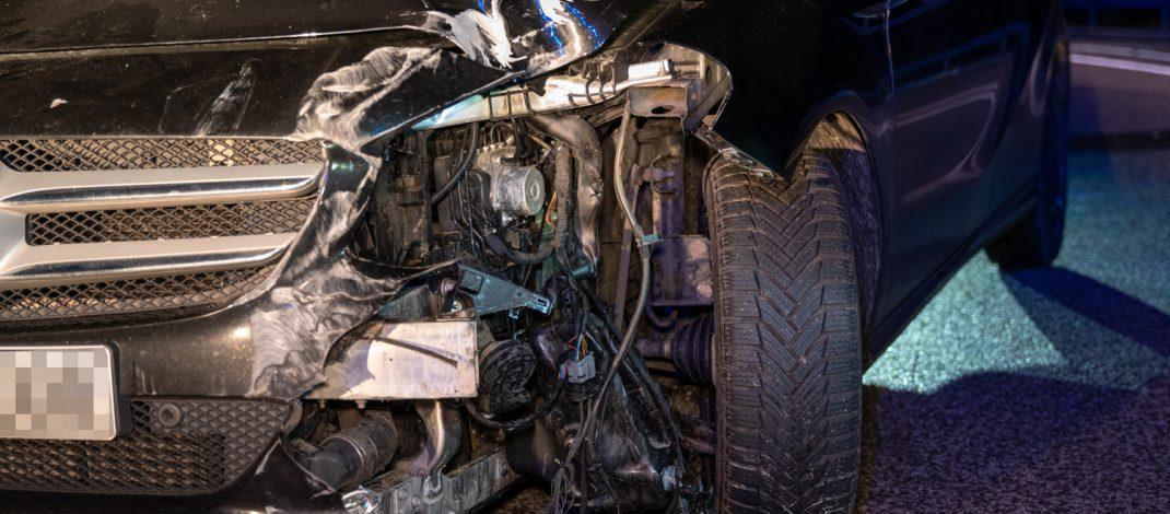 Zu schnell von A4 bei Weimar abgefahren – Autofahrerin verletzt