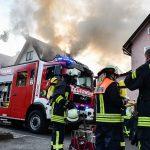 Wohnhaus im Landkreis Sonneberg nach Brand nicht mehr bewohnbar