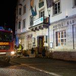 Rauch in Saunabereich: Luxus-Hotel in Weimar musste evakuiert werden
