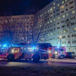 Wohnung in Erfurt nach Brand unbewohnbar: Kerze war vermutlich ursächlich