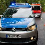 Firmenwagen stürzt bei Kahla Hang hinunter: Mitarbeiter hat noch angeschoben