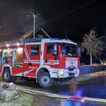 Aus dem Schlaf gerissen: Feuer in Einfamilienhaus im Landkreis Hildburghausen
