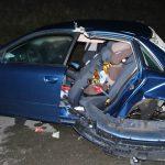 Tödlicher Unfall auf der A9 bei Schleiz - Auto kracht ungebremst in anderen Wagen