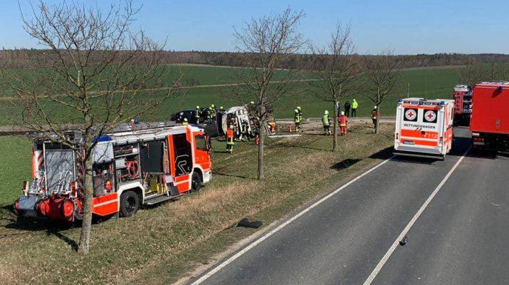 Unfall Gotha