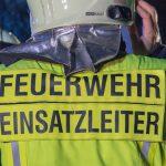 Einsatzkräfte finden tote Frau bei Löscharbeiten in Nordhausen