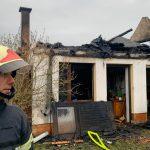 Gartenhaus in Sömmerda durch Flammen zerstört - Kripo ermittelt