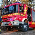 Gartenlaube in Meiningen abgebrannt: Anfahrt war aufgrund der Lage schwierig