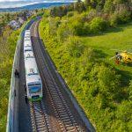 Verdacht auf schlimmen Bahnunfall: Streckensperrung bei Weimar