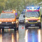 Kollision mit Tankfahrzeug im Landkreis Gotha: 19-Jährige schwer verletzt