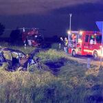 Schwerverletzte nach Unfall im Landkreis Greiz - Rettungshubschrauber im Einsatz