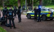 Aggressive Jugendliche sorgen für größeren Polizeieinsatz in Weimar