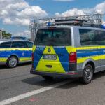 Lkw-Fahrer verursacht Unfall am Hermsdorfer Kreuz und flüchtet: 3,1 Promille festgestellt