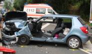 Mutter und Kinder in Schleiz teils schwer verletzt – Autofahrer verhalten sich unvernünftig