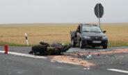 Wurde er übersehen? Motorradfahrer bei Unfall im Kyffhäuserkreis tödlich verletzt