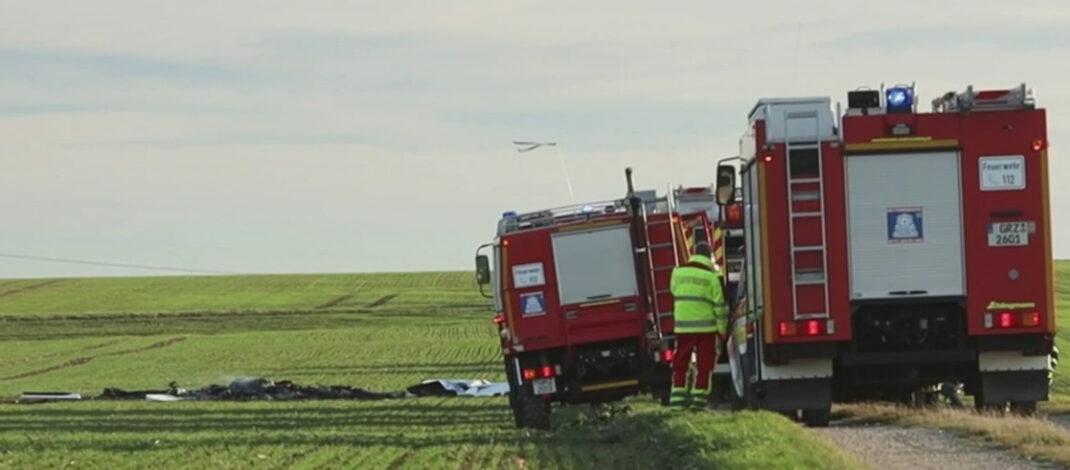Kleinflugzeug in Thüringen abgestürzt: Toter Pilot noch nicht identifiziert