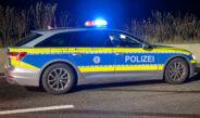 Verfolgungsfahrt nach SUV-Diebstahl durch Thüringen: Täter kann fußläufig fliehen
