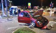 Crafter übersehen: 20-Jährige bei Unfall in Nordhausen verletzt