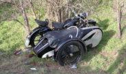 Spritztour mit AWO-Gespann in Nordthüringen endet mit schweren Verletzungen