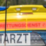 Von Straße abgekommen und überschlagen: 80-Jähriger bei Krauthausen schwer verletzt