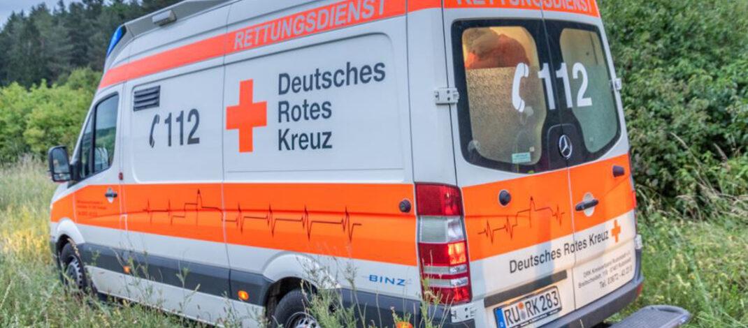 Frau stürzt bei Kaulsdorf mit Gleitschirm ab: Schwere Verletzungen am Arm