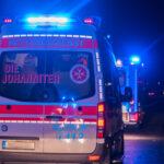 Unfall am Hermsdorfer Kreuz: Lkw-Fahrer durch Windschutzscheibe geschleudert