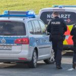 Unfall bei Meiningen fordert Todesopfer - Mehrere Fahrzeuge beteiligt