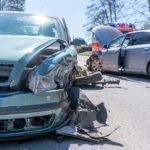 Überholvorgang ging mächtig schief: B87 bei Tannroda nach Unfall gesperrt