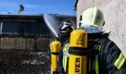 Brand in Stallanlage im Kreis Hildburghausen: Photovoltaikanlage ursächlich