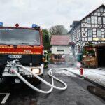 "Brandanschlag auf Gaststätte ""Goldener Löwe"" in Südthüringen: Immobilie der rechten Szene"