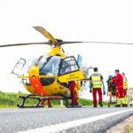Kind bei Seelingstädt an Grenze zu Sachsen von Transporter erfasst und schwer verletzt