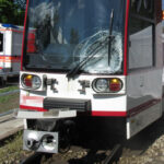 Radfahrer wird von herannahender Straßenbahn in Erfurt erfasst und stirbt