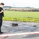 22-jähriger Motorradfahrer stirbt bei Unfall im Landkreis Greiz