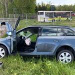 Skoda musste in Arnstadt nach Vorfahrtsverstoß ausweichen: Zwei Verletzte