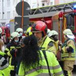 Wohnung in Nordhausen nach Brand nicht mehr bewohnbar: Familie mit Kindern verletzt