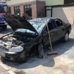 Vier Schwerverletzte bei Unfall in Bleicherode - Mann auf Fußweg erfasst