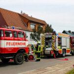 Gartenlaube in Nordhausen abgebrannt: Leiche bei Löscharbeiten geborgen