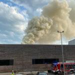 Technischer Defekt ursächlich für Brand in Betriebshalle im Wartburgkreis