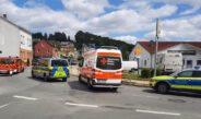 Motorradfahrerin in Triebes verunglückt: Schwer verletzt ins Krankenhaus