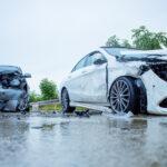 Starkregen auf der A4: Zwei Schwerverletzte bei Unfall nahe Rüdersdorf