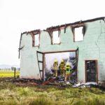 Brandserie reißt nicht ab: Erneut brennt es in Piesigitz im Landkreis Greiz