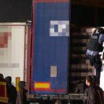 Behältnisschleusung von Flüchtlingen in Bad Salzungen aufgeflogen