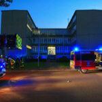Brand in Gemeinschaftsunterkunft bei Sondershausen - Bewohnerin verletzt