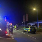 Betrunken parkendes Auto gerammt und später in Weißensee überschlagen
