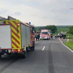 Fahrzeuge kollidieren zwischen Heiligenstadt und Bernterode: Beide Fahrer verletzt
